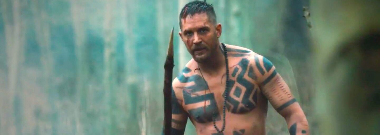 Pomstou poháňaný Tom Hardy je odhodlaný v minisérii Taboo získať naspäť svoje dedičstvo