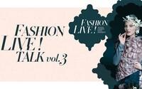 Ponor sa do módy s Fashion LIVE! Talk už túto stredu