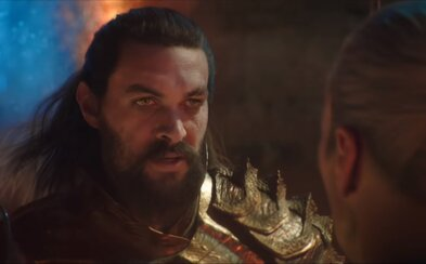 Ponořte se v traileru k Aquamanovi do hlubin oceánu v akčním dobrodružství, které má zachránit DCEU