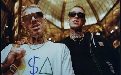 Ponuka Footshopu odráža vkus najrelevantnejších raperov na Slovensku a v Česku