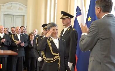Prvýkrát v histórii povedie jednu z armád NATO žena