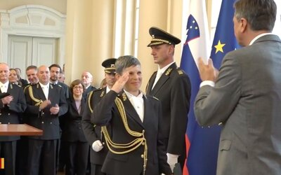 Poprvé v historii povede jednu z armád NATO žena