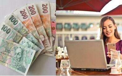 Poprvé v historii překonala průměrná měsíční mzda v Česku 30 tisíc korun