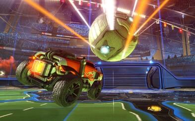Populárna hra Rocket League sa dočká výborného updatu, s autíčkami si budeme môcť zahrať už aj hokej