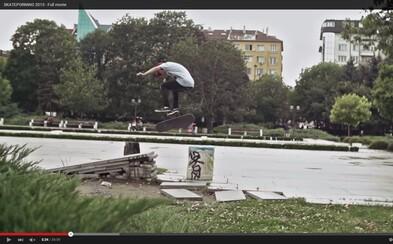 Poriadna dávka skateboardingu v najnovšom dokumentárnom filme z dielne Life is Porno Production