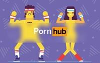 PornHub bojuje proti obezite. S jeho novinkou BangFit schudnete nadbytočné kilá a aj sa zabavíte