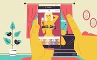 Pornhub má novou aplikaci pro smartphony. Trickpics na tvých nahých fotkách zakryje všechna pikantní místa