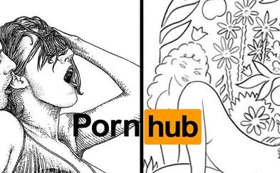 Pornhub nabízí zajímavý vánoční dárek. Omalovánkami plnými pornografie určitě uděláš blízkým pod stromečkem radost