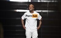 Pornhub sa pokúša získať Kanyeho Westa na post kreatívneho riaditeľa ich prvého udeľovania cien
