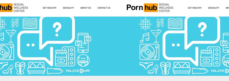 PornHub spustil nový projekt, aký verejnosť nečakala. Experti v ňom pomôžu ľuďom s otázkami ohľadom sexuálnych problémov