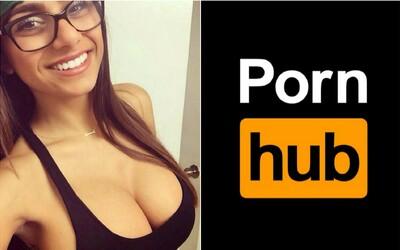 Pornhub zveřejnil statistiky za rok 2016. Kolik hodin jsme u porna strávili a která pornoherečka je nejpopulárnější?