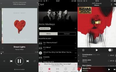 Porovnali sme Spotify, Apple Music, Deezer a Tidal. Ktorá služba je pre vás najvhodnejšia?