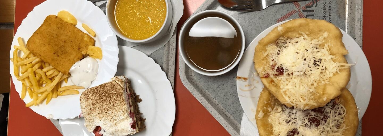 Porovnali sme Venzu a Eat&Meet. Kde majú najodpornejší langoš na svete a kde najlepší koláč na Mlynoch, ktorý musíš vyskúšať?