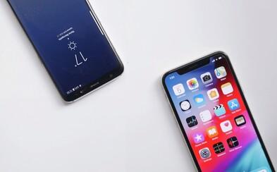 Porovnanie Galaxy S9 a iPhonu XS. Ktorý má vyšší výkon, lepšiu kameru či nižšiu cenu?