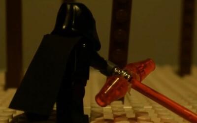 Porovnej trailer na nové Star Wars s jeho bezchybnou Lego verzí