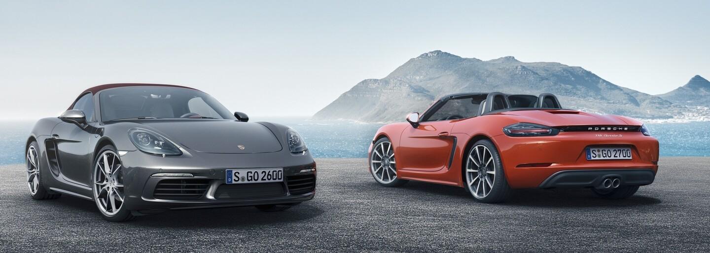 Porsche 718 Boxster: Nové označenie, vzhľad, ale (bohužiaľ) aj technika