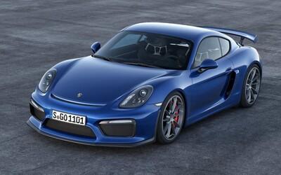 Porsche Cayman GT4: Okruhová strela mieri do teritória legendárnej 911-tky!