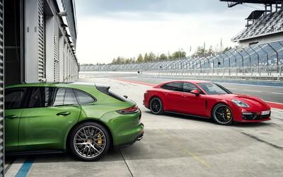 Porsche definitivně vyřadilo nafťáky, Panamera dostala benzínovou verzi s bizarním názvem