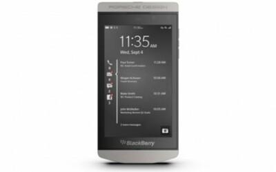 Porsche Design a Blackberry s oceľovým smartfónom