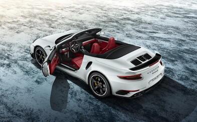 Porsche Exclusive predstavuje atraktívne optické doplnky pre nové verzie ikonickej 911-ky