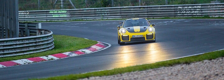Porsche je opäť kráľom Nürburgringu. 911 GT2 RS predviedlo rekordnú jazdu na Severnej slučke