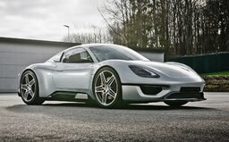 Porsche odhalilo své utajené projekty. V plánu bylo rodinné MPV, silniční speciál i dvouválcový sporťák