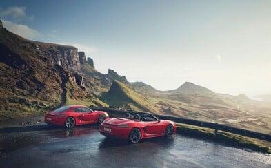 Porsche postavilo 2 šoférske exkluzivitky. Užijú si ich ozajstní automobiloví puristi