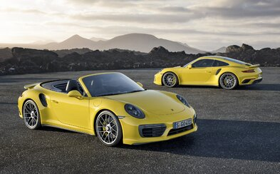 Porsche posouvá hranice, nové 580koňové Turbo S dá stovku jen za 2,9 sekundy!