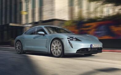 Porsche ukázalo světu elektrický Taycan v základní verzi. Co nabízí?