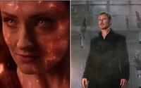 Posadnutá Jean zabíja priateľov z tímu X-Men. Trailer pre Dark Phoenix láka na temnejšie ladenú komiksovku