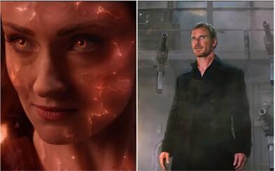 Mocná Jean způsobuje škody v řadách X-Menů. Trailer na Dark Phoenix láká na temně laděnou komiksovku