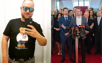 """Poslanci OĽaNO podávajú trestné oznámenie na Martina Jakubca: Odkazoval Rómom, aby """"žrali potkany"""""""