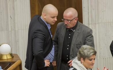 Poslanec ĽSNS Mizík je nevinný, za nenávistný status na Facebooku proti židom od Najvyššieho súdu trest nedostal