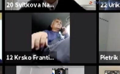 Poslanec mestského zastupiteľstva šoféroval počas videorokovania, telefonoval z druhého mobilu: Len som sa hral s pákou, tvrdí