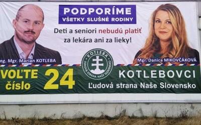 Poslankyňa ĽSNS sa po sexuálnom škandále vracia k najvyššiemu vedeniu strany, bude robiť asistenku bratovi Mariána Kotlebu