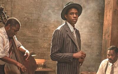 Poslední film Chadwicka Bosemana uvidíme koncem roku na Netflixu