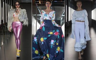 Posledný deň podujatia Fashion LIVE! 2017 sa niesol v duchu extravagantných kolekciách a vyvrcholil slávnostným odovzdávaním cien