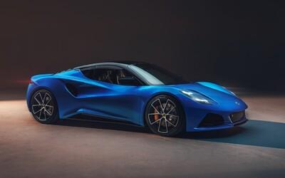 Posledný Lotus s konvenčným motorom sa volá Emira, má luxusný interiér a techniku od AMG