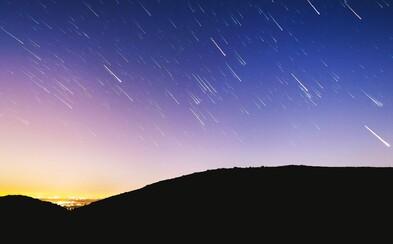 Posledný meteorický roj roka bude úchvatný. Už o pár dní sa o nebeské divadlo postarajú Geminidy