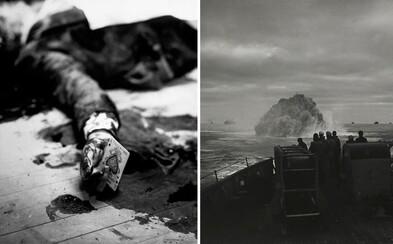 Pôsobivé historické zábery, z ktorých sa po rokoch stali hity. Keď vznikli, takmer nikoho však veľmi nezaujímali