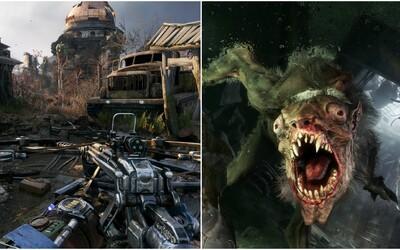 Postapokalyptická série Metro se vrací ve velkém stylu! Premiérové ukázky z třetího dílu vyráží dech vynikající atmosférou a děsivými monstry