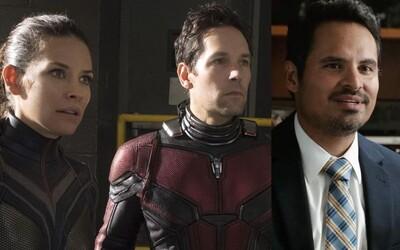 Postava Luisa bude poriadne hláškovať aj v pokračovaní Ant-Mana. V novej ukážke presviedča Wasp, aby mu dala superhrdinský kostým