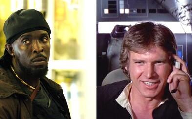 Postava Michaela K. Williamsa bola zo spin-offu Han Sola vystrihnutá. Akú rolu plnil a prečo sa tak stalo?