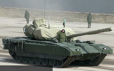 Postrach pre nepriateľov! Odhalenie ruského tanku novej generácie sa blíži