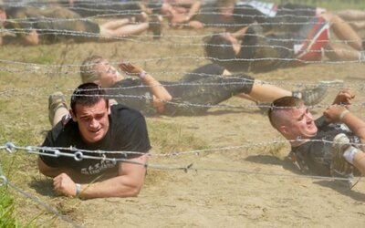 Pot, drina a krv na Spartan Race