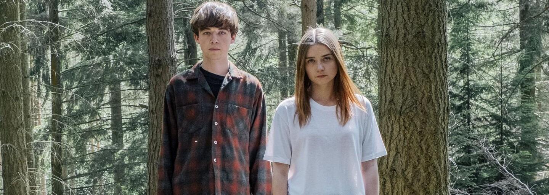 Potenciálny mladý psychopat uvažuje o vražde svojej priateľky. Zdá sa však, že všetko nakoniec dopadne úplne inak