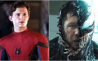 Potitulková scéna z Venoma 2 poteší všetkých fanúšikov Spider-Mana. Režisér tvrdí, že sa obaja pobijú v spoločnom filme