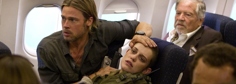 Potvrdené! David Fincher zrežíruje pokračovanie úspešného zombie akčňáku World War Z 2