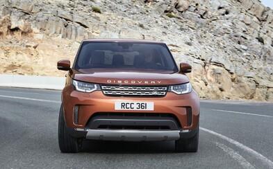 Potvrdené! V Nitre bude britské zoskupenie Jaguar Land Rover vyrábať luxusné Discovery