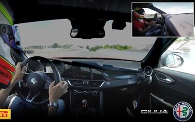 Potvrdené: Video dokazuje, že Alfa Romeo Giulia QV je najrýchlejším sedanom na Nürburgringu!